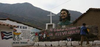 Un día como hoy, hace 50 años, asesinaron al Che Guevara