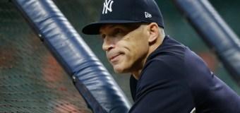Joe Girardi no regresará como manager de los Yankees