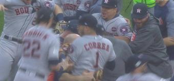 Astros avanzan a la SCLA, Boston eliminado