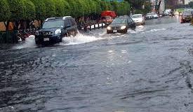 Meteorología mantiene aviso por inundaciones y desbordamientos de ríos y arroyos
