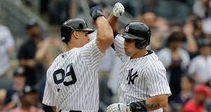 Yankees vencen a Astros y empatan serie;  Dodgers ponen Cachorros contra la pared