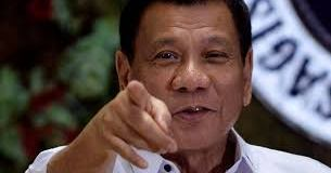 El presidente filipino comenzó su carrera criminal desde que era bien joven