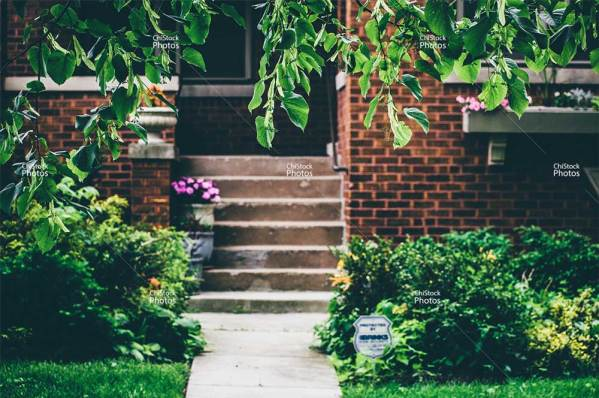 Montclare Blurry Single Family Home Bungalow Exterior