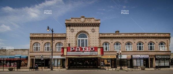 Patio Theater Portage Park Chicago