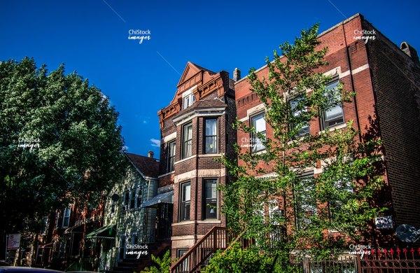 Chicago Bridgeport Architecture