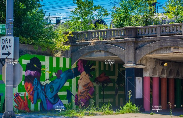 Woodlawn Chicago Mural
