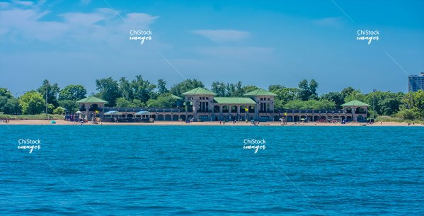 63rd Street Beach Lakefront Woodlawn Chicago