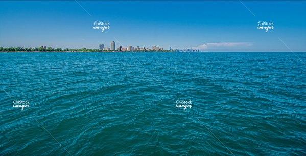 Woodlawn Lakefront Lake Michigan Chicago