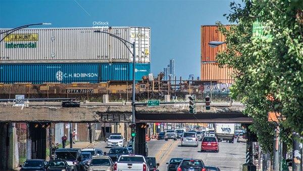 Archer Heights Traffic, Chicago