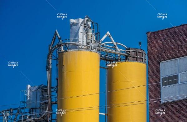 Industrial Landscape Belmont Cragin Chicago
