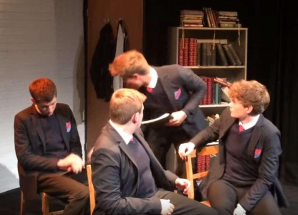 Tabard Theatre Shakespeare's R&J 1