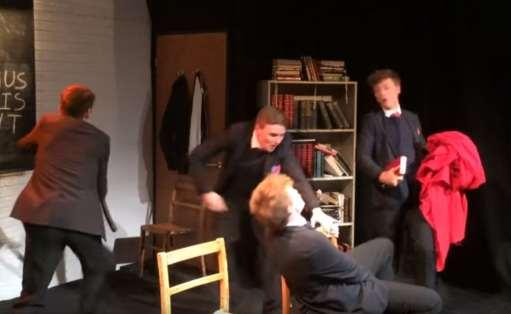 Tabard Theatre Shakespeare's R&J 2