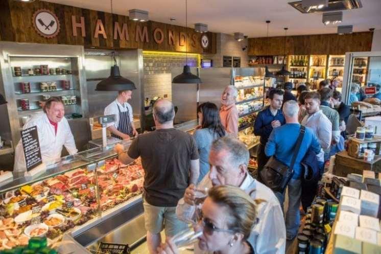 10% Discount at Hammond's Butchers & Delicatessen 1
