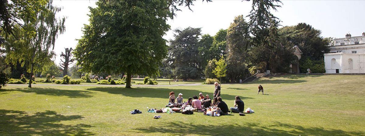 Gunnersbury Park 4