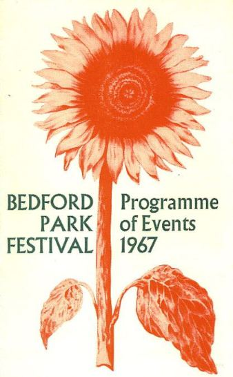 50 years of Green Days Bedford Park festival 1967 programme