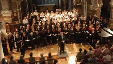 Addison Singers Concert with Oratorio Choir, Jazz Ensemble & Chamber Choir