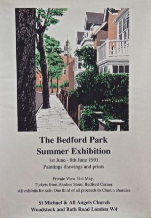 Bedford Park Summer Exhibition 1991