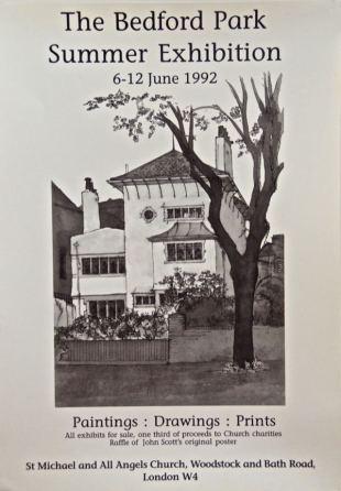 Bedford Park Summer Exhibition 1992