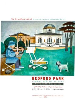 Bedford Park Summer Exhibition 2008