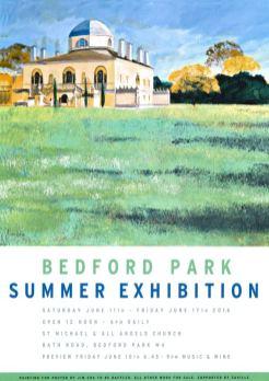 Bedford Park Summer Exhibition 2016