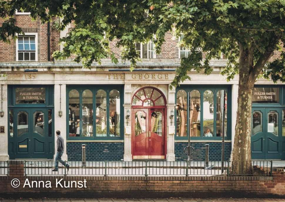 Chiswick Calendar Photographers Anna Kunst George IV