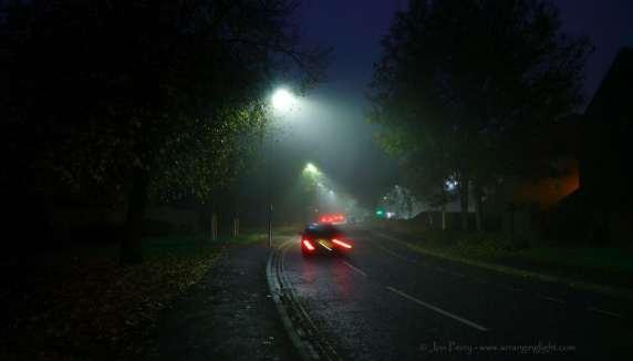 Chiswick Calendar Photographers Jon Perry Under the Lights Enlightenshade