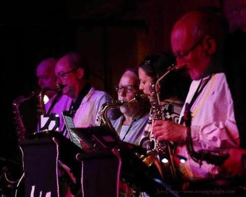 The Chiswick Calendar Jazz Nights Jazz Mondays (10) - Jon Perry