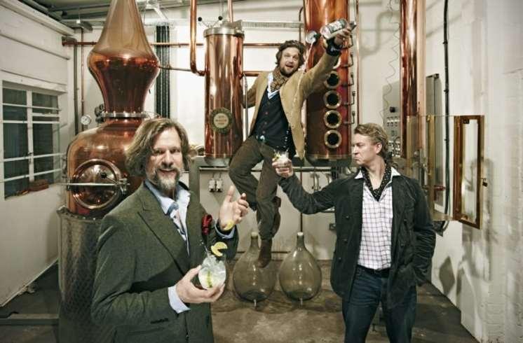 Sipsmith distillery 3