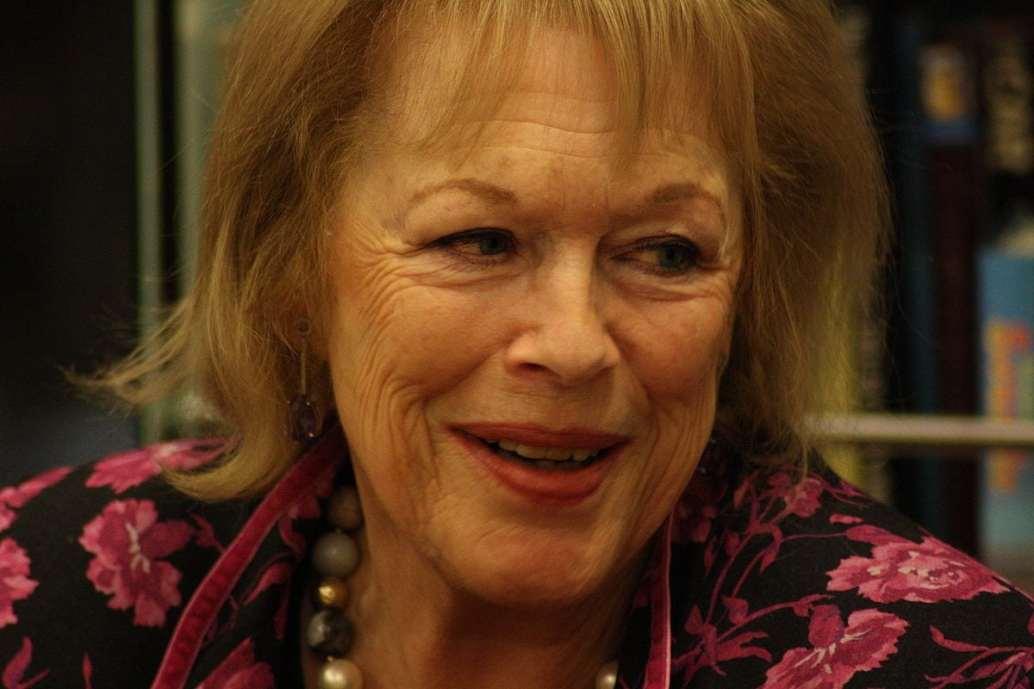 Torin Douglas MBE Antonia Fraser