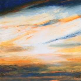 2015 Artists at Home Brian Davison 5, Sunset 07