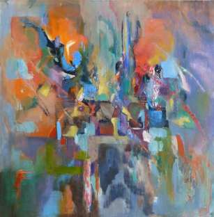 2015 Artists at Home Jasna Bell 3, Riverside