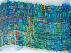2015 Artists at Home Jenny Price 10, Faultlines 2