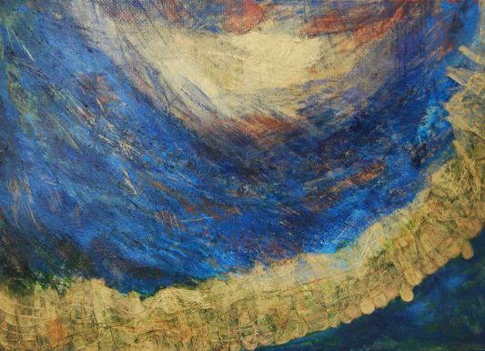 2015 Artists at Home Jenny Price 2 , Bend in the River 2