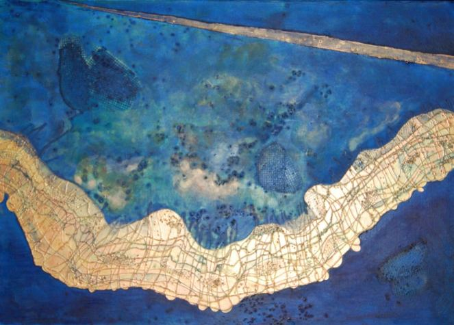2015 Artists at Home Jenny Price 3, Bend in the River 3