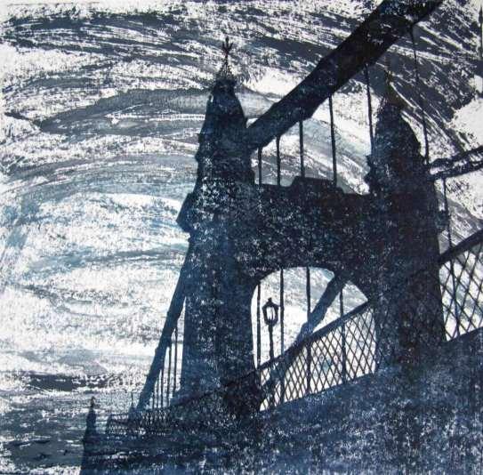 2015 Artists at Home Rachel Busch 4, The Bridge