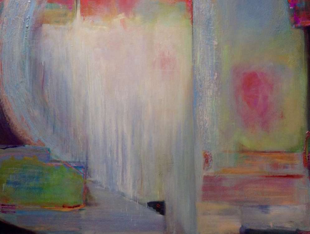 2016 Artists at Home Jasna Bell, Dialog with G