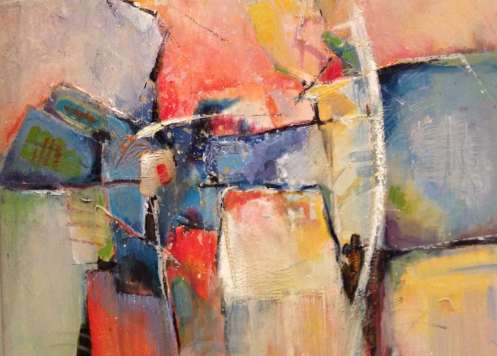 2016 Artists at Home Jasna Bell, I am... here 2015