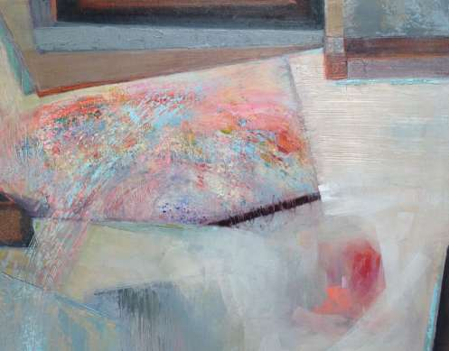 2016 Artists at Home Jasna Bell, Nested