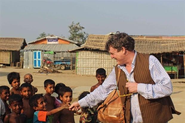 Reporting from Myanmar
