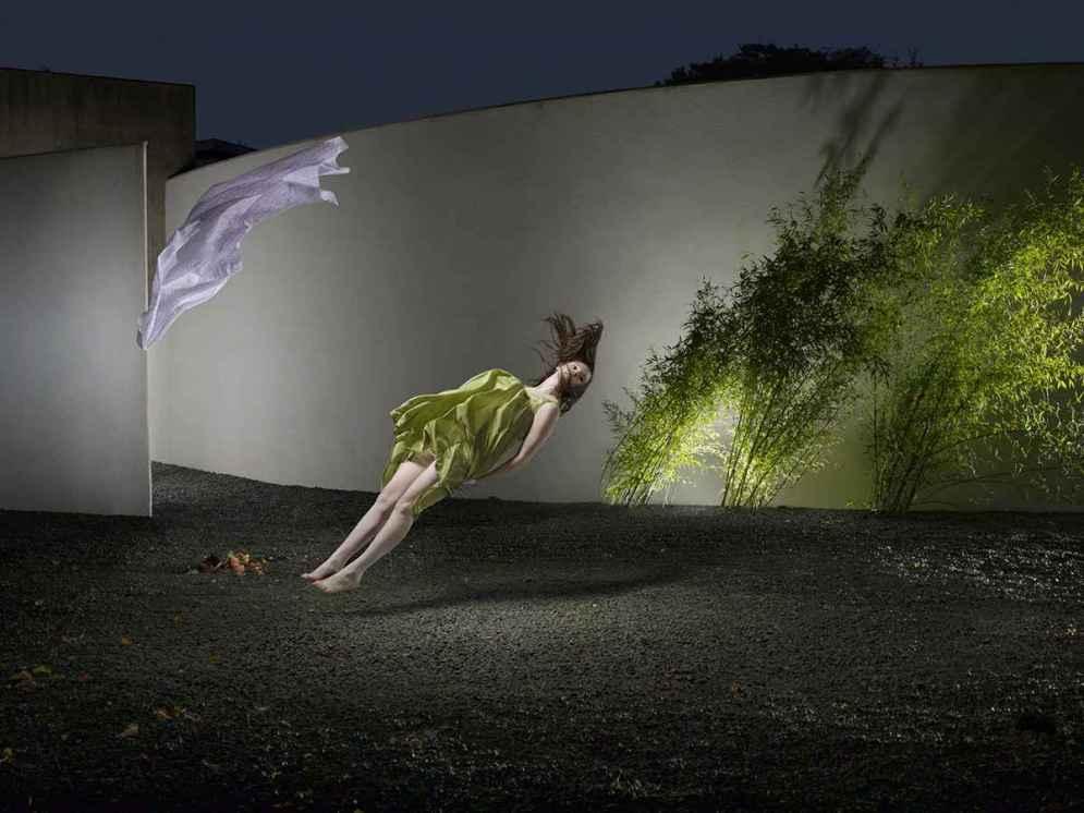 In Between, Bamboo - Julia Fullerton-Batten