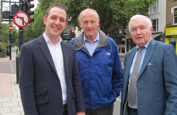 Homefields Conservative councillors