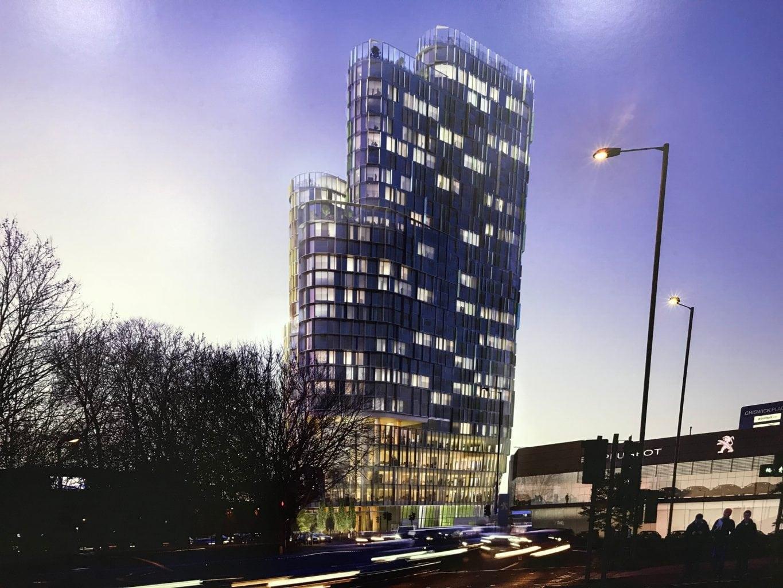 Chiswick-Curve 4 architect's CGI