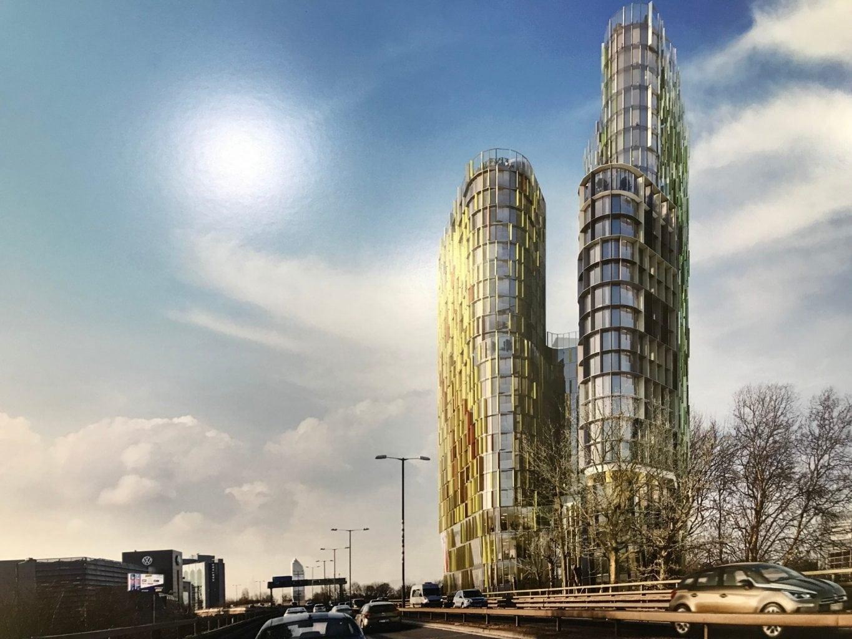 Chiswick-Curve 7 architect's CGI