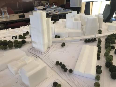 Curve looking towards east Brentford 2 - model jpeg web image