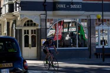 Duke of Sussex & Cycle - Ian Wylie web 3