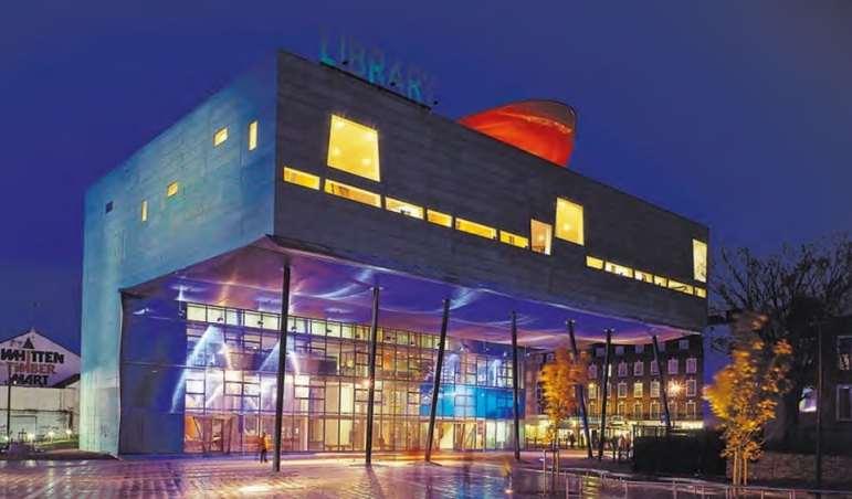 Peckham Library web image