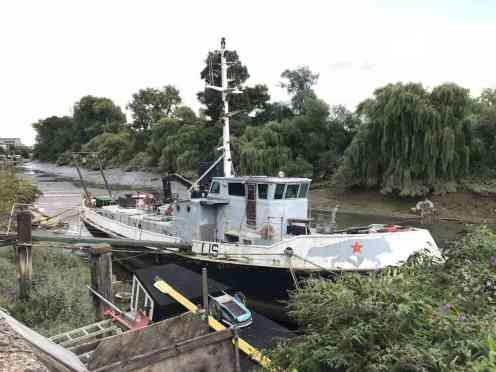 Boats at Watermans Park 2__web