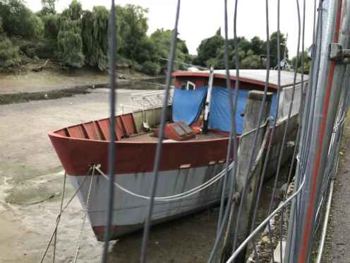 Boats at Watermans Park 9__web