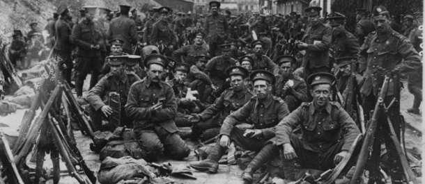 Fifteen freat First World War poems The Week Portfolio
