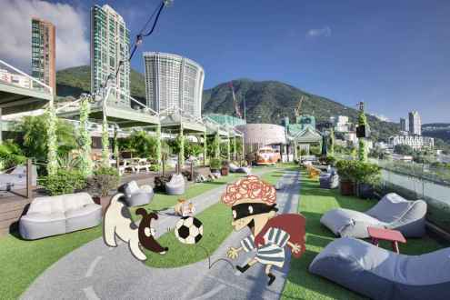 HK Roof Top w' characters flat__web